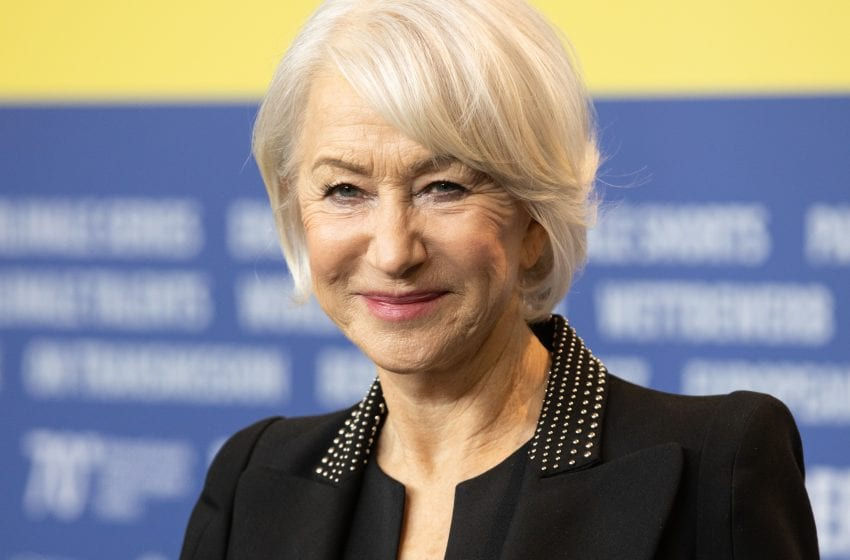 Dame Helen Mirren warns of theatre workers suffering