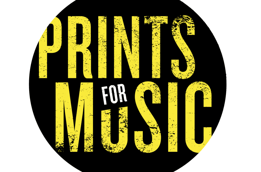 Prints For Music: Photographers Donate Prints to Raise Money For Charity