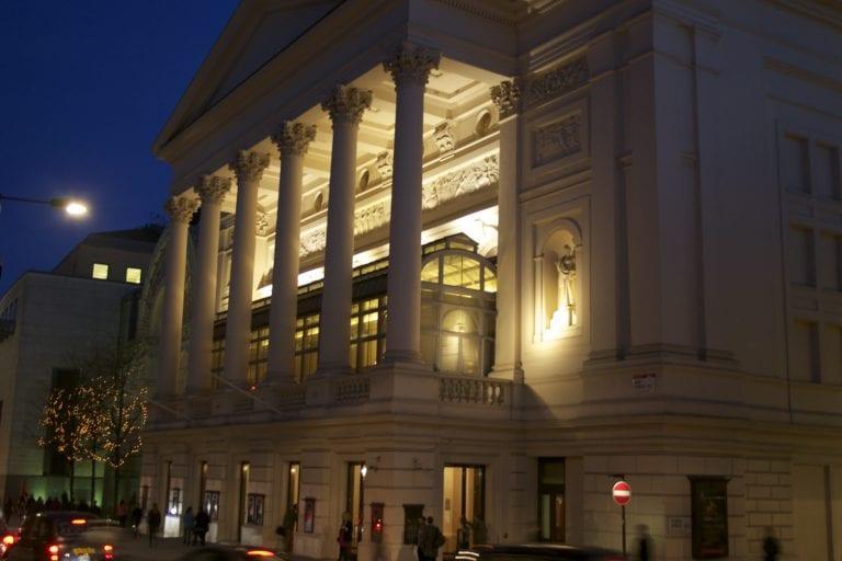 £165 million emergency loans for arts organisations