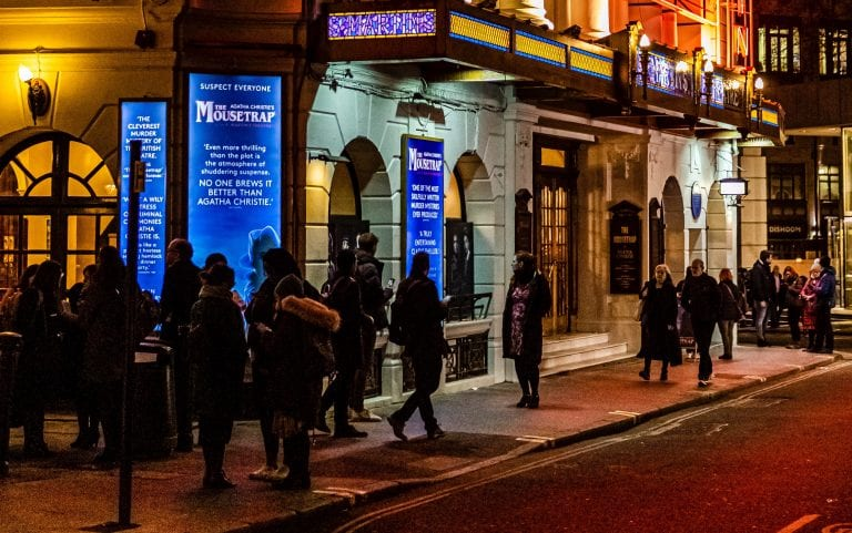 Theatres in London to shut their doors again