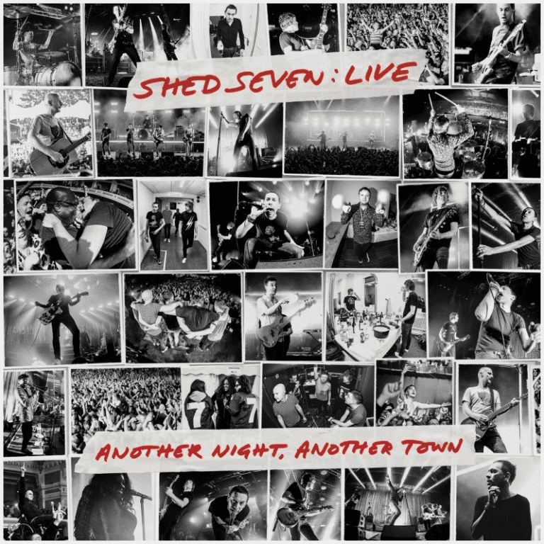 Album Review: Another Night, Another Town // Shed Seven