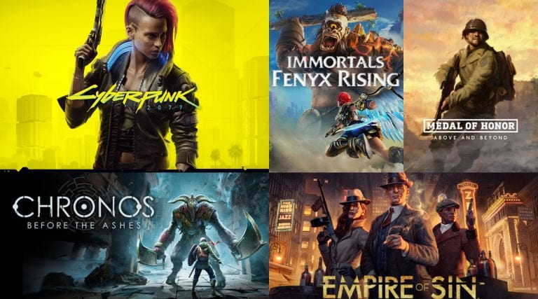 The Month in Games: December 2020