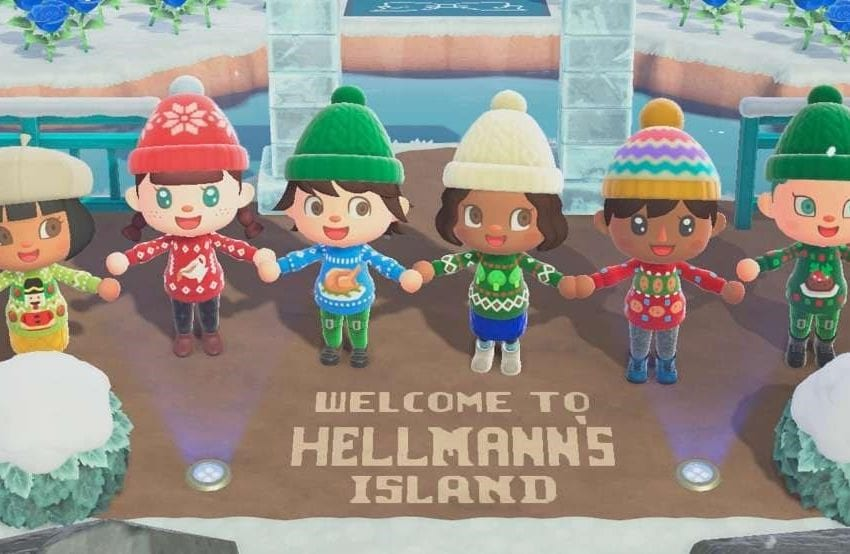 Gaming News: Hellmann's Creates Animal Crossing Island to Raise Money for Charity