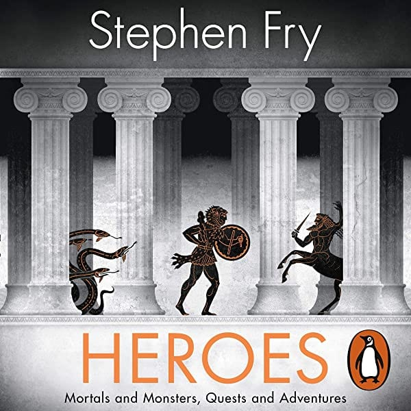 Book Review: Heroes // Stephen Fry