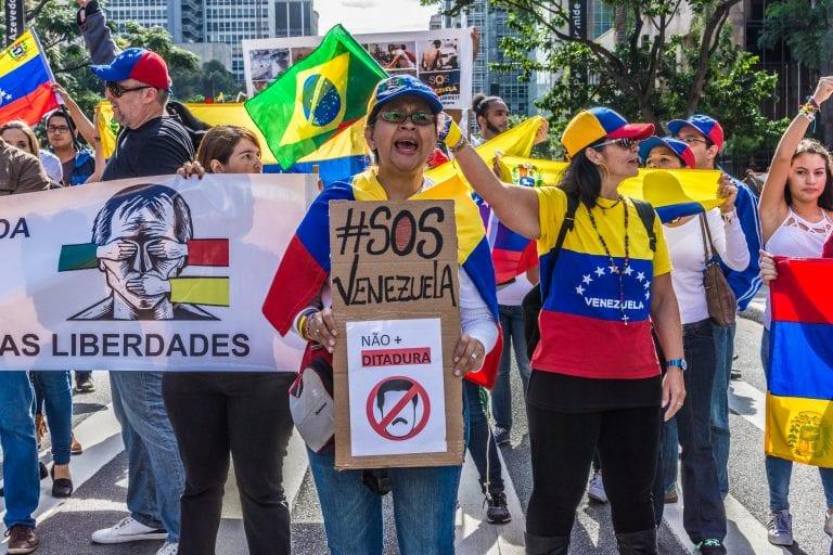 Venezuela in Crisis: Do Pleas for Help Fall on Deaf Ears?