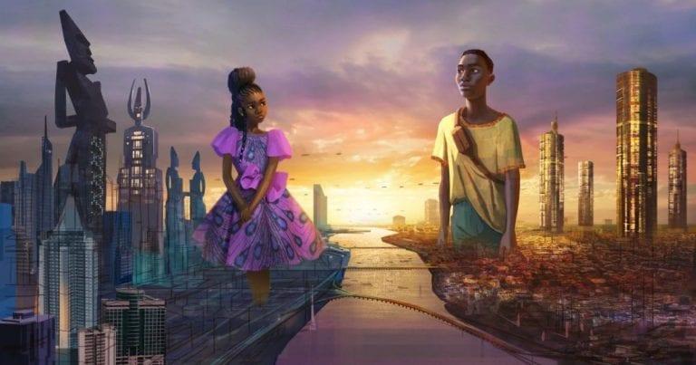 Disney Announces Collaboration with Kugali to Produce New Sci-Fi Series 'Iwájú'