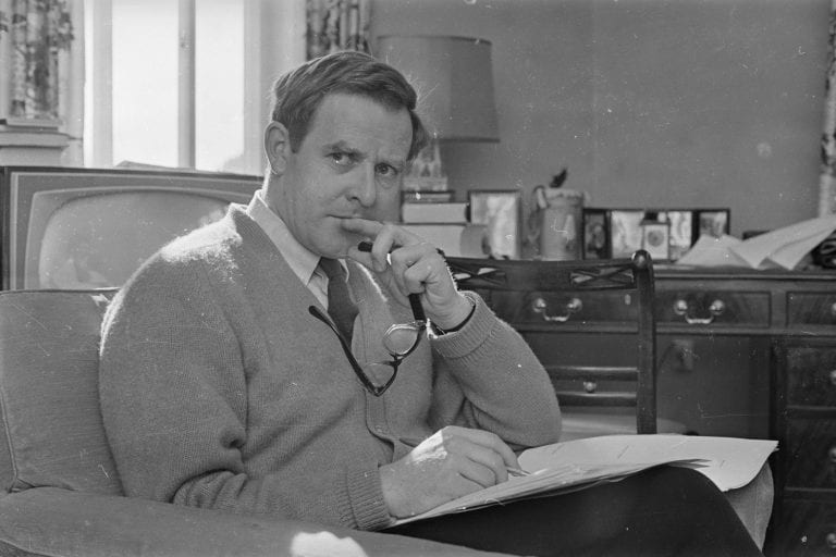 Remembering John Le Carré, from agent to novelist