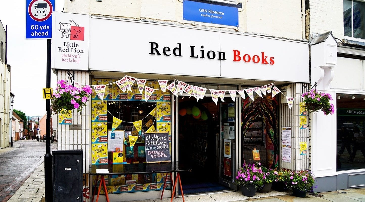Red Lion Books, Colchester