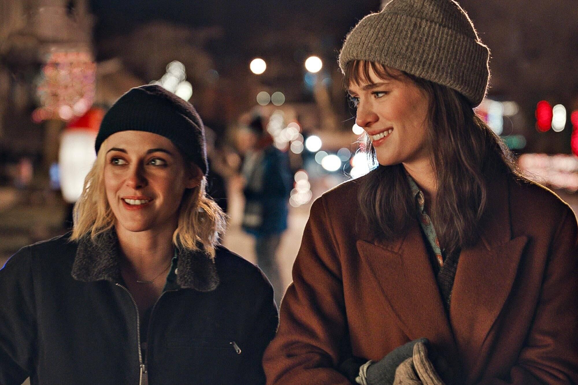 HAPPIEST SEASON film review