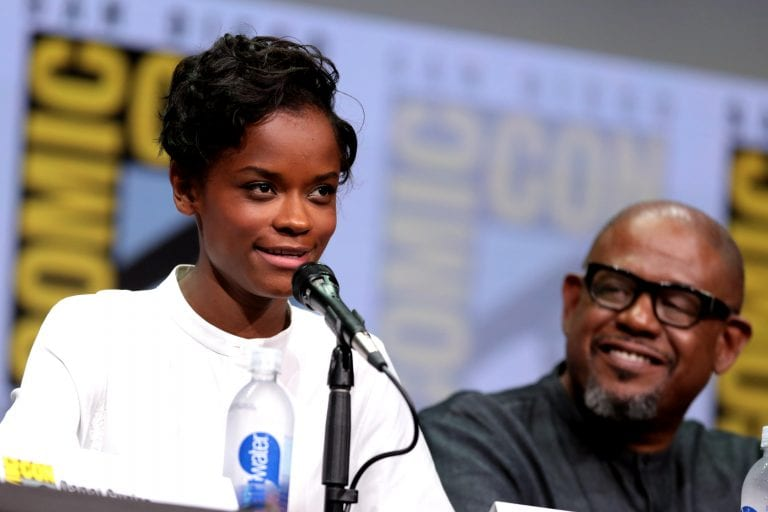 Letitia Wright Upsets Fans With Anti-Vaxxer Tweets