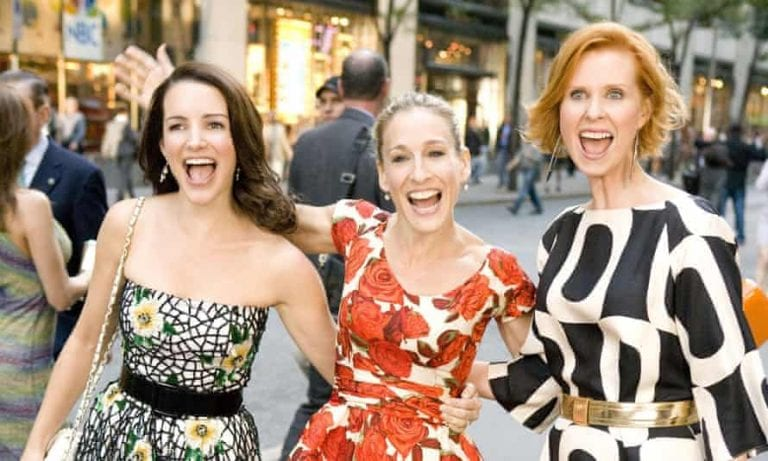 SATC: 'And Just Like That'…There Were Three