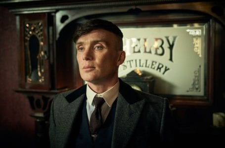 WARNING: Embargoed for publication until 00:00:01 on 17/09/2019 – Programme Name: Peaky Blinders V – TX: n/a – Episode: Peaky Blinders V Ep 6 (No. 6) – Picture Shows:  Tommy Shelby (Cillian Murphy) – (C) Caryn Mandabach Productions Ltd. 2019 – Photographer: Robert Viglasky