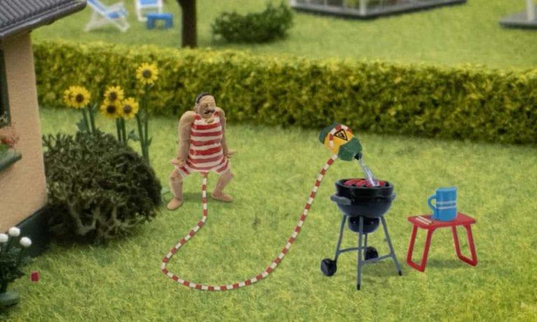 Danish Children's TV Show Character Raises Eyebrows