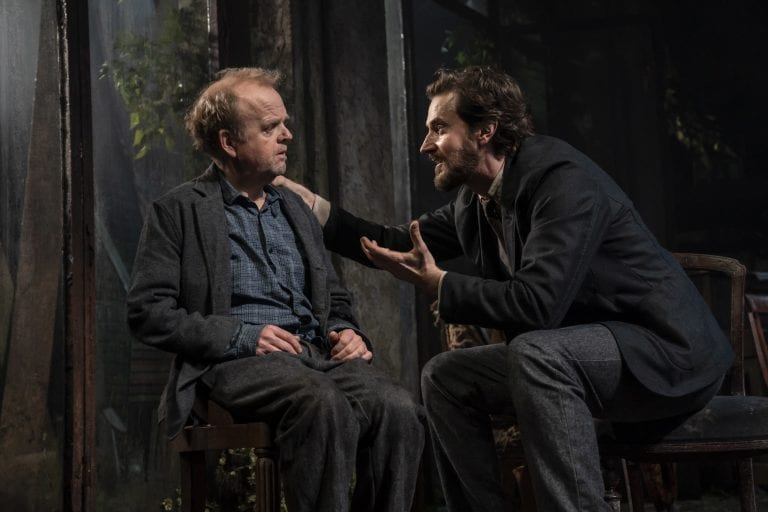 'Uncle Vanya' Is A Stunning Fusion Of Theatre & Film: Review