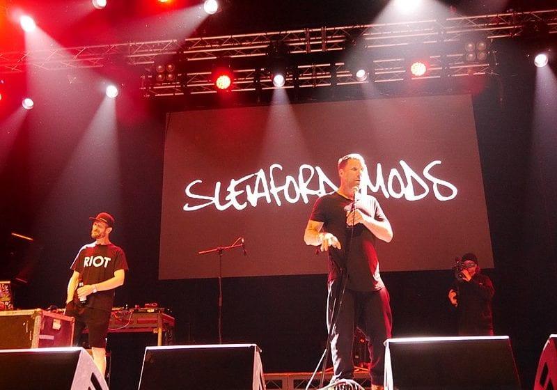Sleaford Mods Reignite IDLES Feud