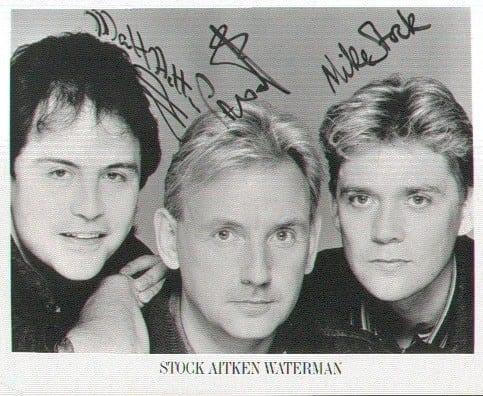 Blast from the Past: Stock Aitken Waterman's Hit Factory