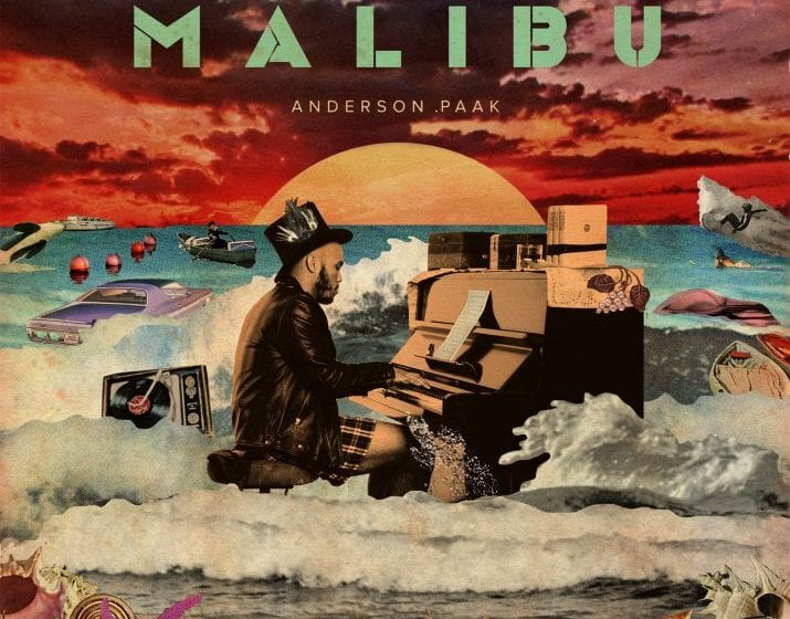 Blast From The Past: Malibu // Anderson .Paak