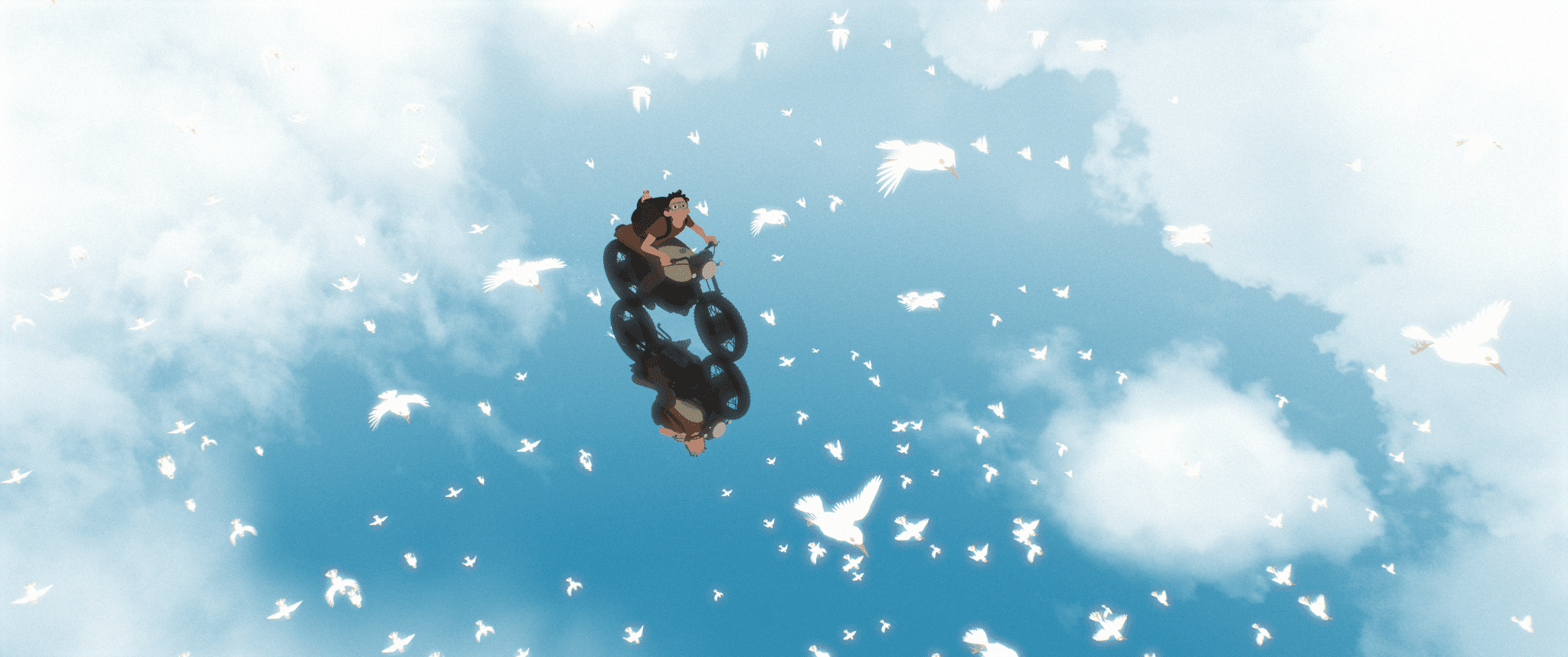 away animated film 2021