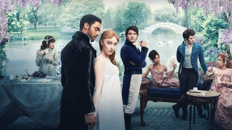 TV Review: Netflix's Sexier Austen-esque 'Bridgerton' Sizzles Out