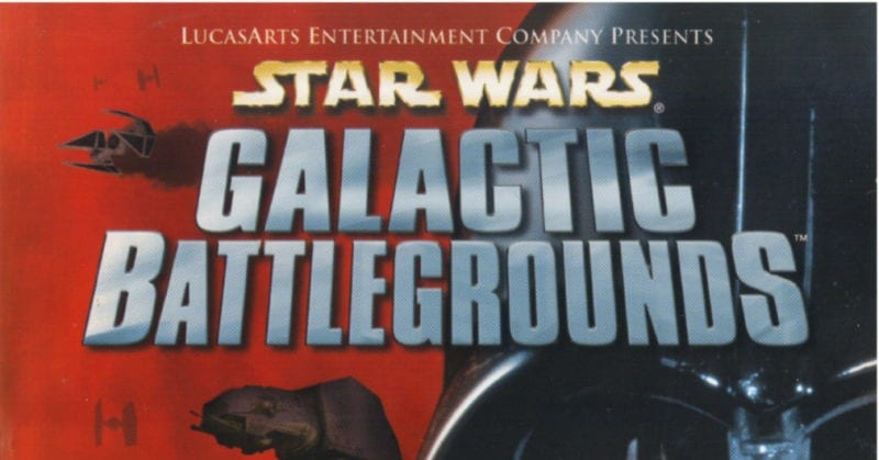 Star Wars: Galactic Battlegrounds: A Retrospective On An Underrated Classic