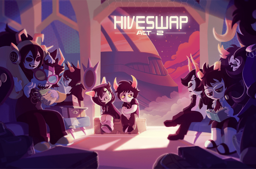Hiveswap: The Art of Terrible People