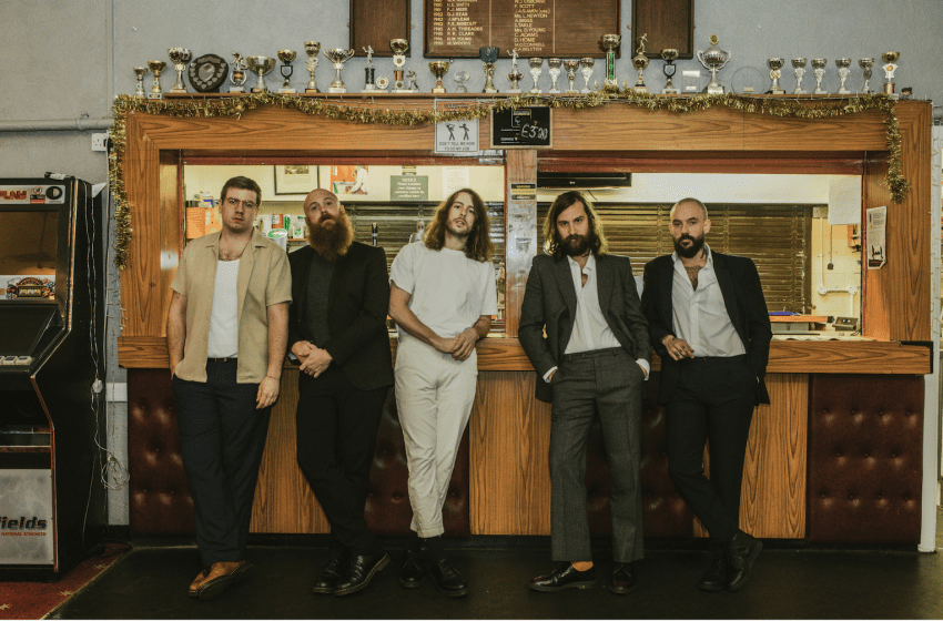IDLES Celebrate Independent Venue Week with Live Music Video
