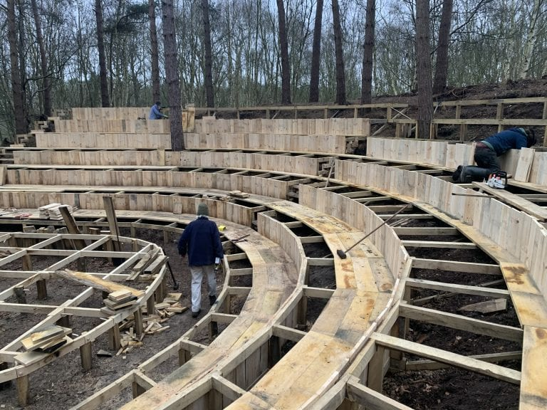 Thorington Theatre To Open In Suffolk Woodlands
