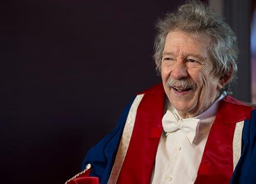 Jim Haynes, Traverse co-founder, dies aged 87