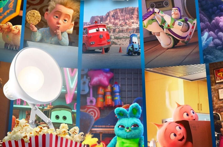 Beloved Characters Take Centre Stage In 'Pixar Popcorn', Out Now