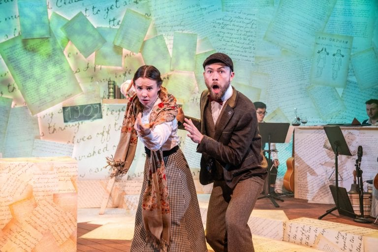 'Daddy Long Legs' Musical To Be Streamed Online