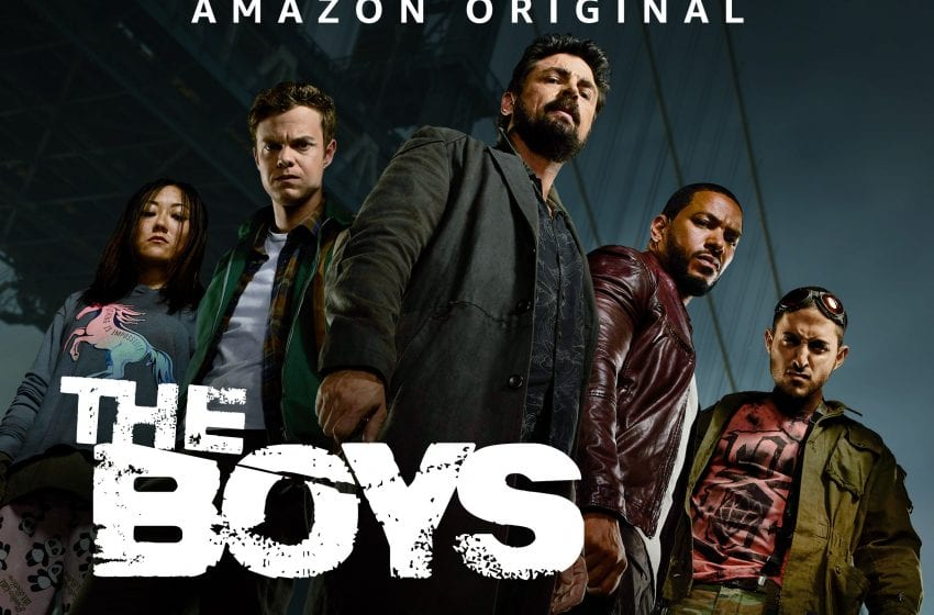 Season Three Of 'The Boys' May Be Underway