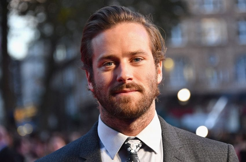 Armie Hammer Quits 'Shotgun Wedding' After Cannibal Scandal