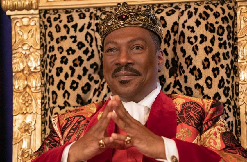 First Images Of King Eddie Murphy In 'Coming 2 America' Released
