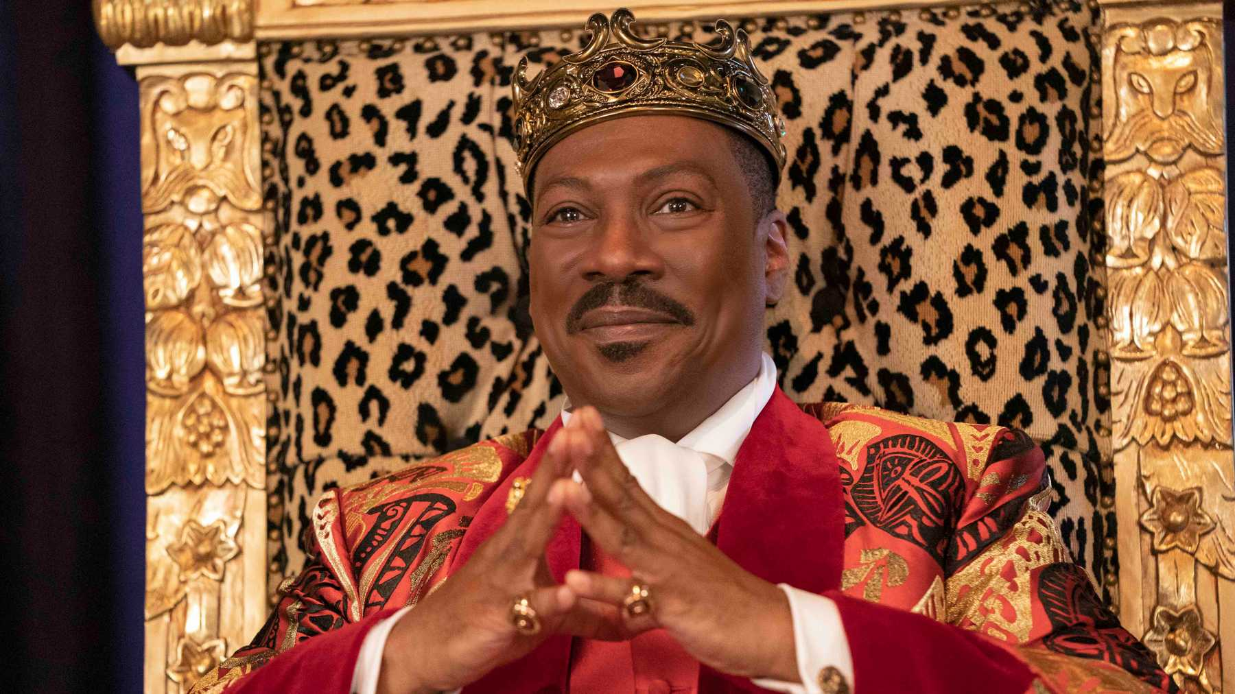 eddie murphy in coming to america sequel