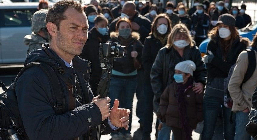 Steven Soderbergh Is Developing A 'Contagion' Sequel