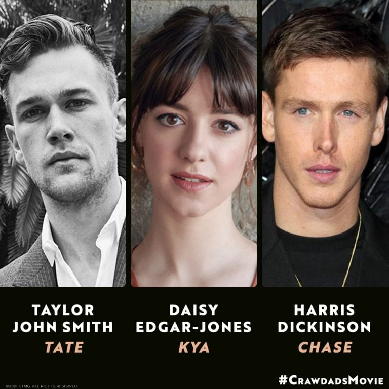 Harris Dickinson and Taylor John Smith to join Daisy Edgar-Jones in upcoming film adaptation of 'Where the Crawdads Sing'