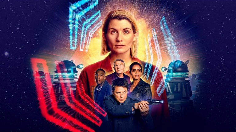TV Review: Eddie's Take on 'Doctor Who: Revolution of the Daleks'