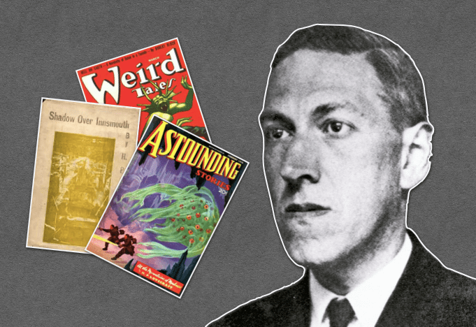 Wading Through the Complicated Legacy of H. P. Lovecraft