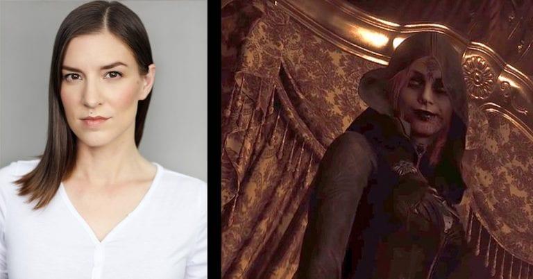 Tributes Flock In For Resident Evil Village Actor Jeanette Maus