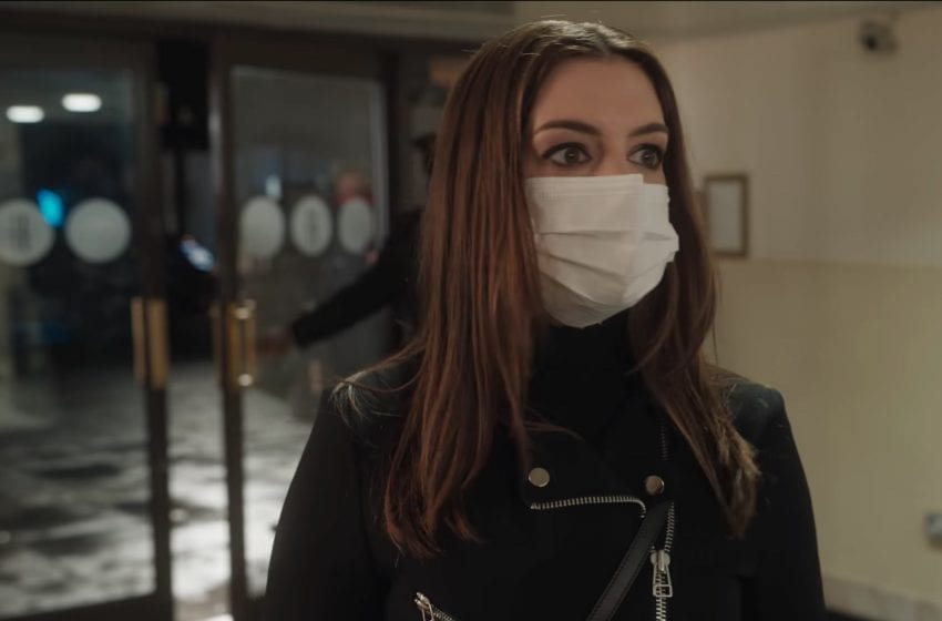 Trailer Released For Pandemic Thriller 'Locked Down'