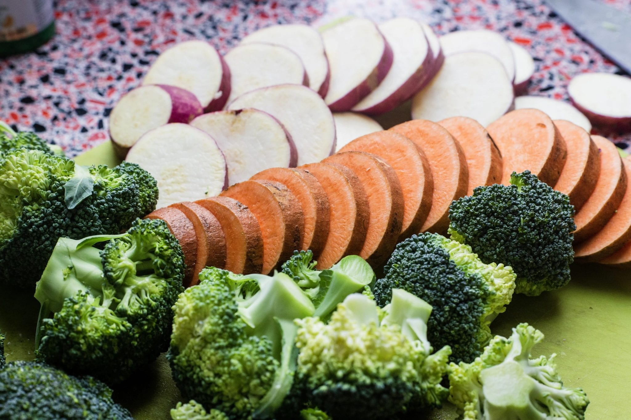 seasonal eating veggies