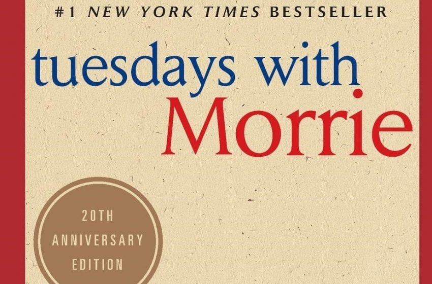 Book Review: Tuesdays with Morrie // Mitch Albom