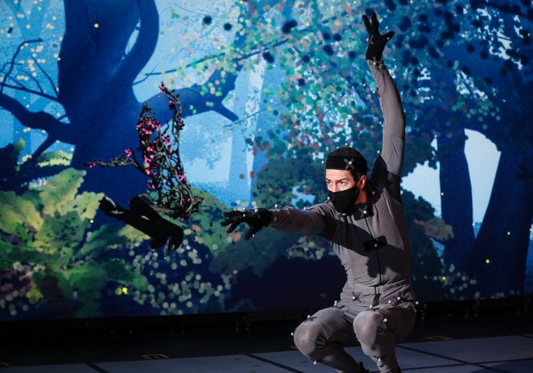 RSC Launches Virtual Reality Production