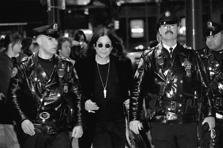 "Ozzy Osbourne ""Relieved"" to Receive COVID-19 Vaccine"