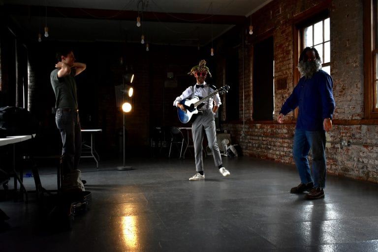Meet Only Lucky Dogs: The Sheffield-Based Theatre Company With Big Plans For The Future