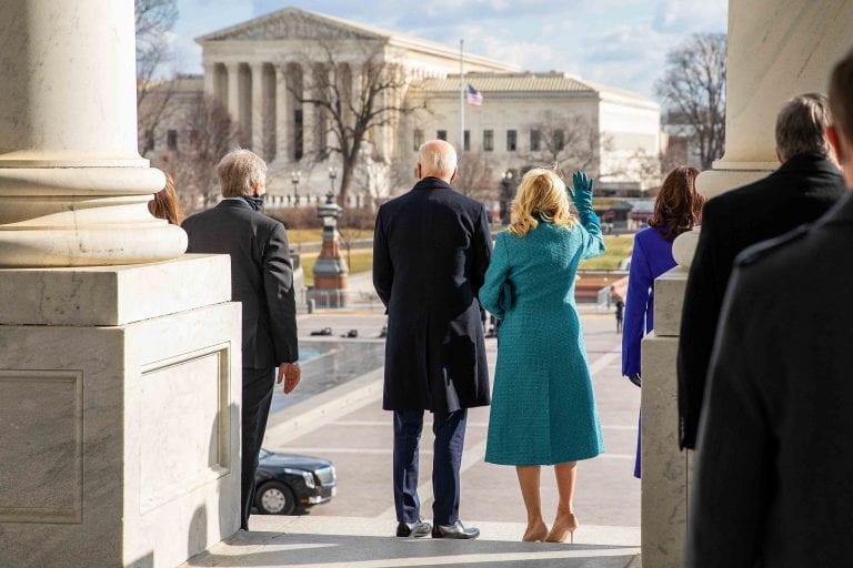 Politics Undressed: The Inauguration Edition
