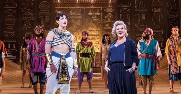 BBC Announces National Singalong Of 'Any Dream Will Do' From Joseph The Musical