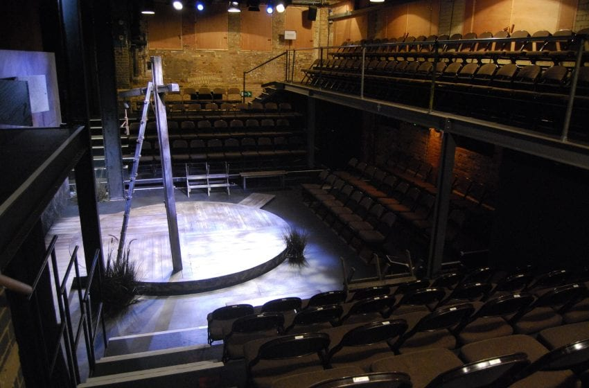 Arcola Theatre Collaborating On Airflow Study