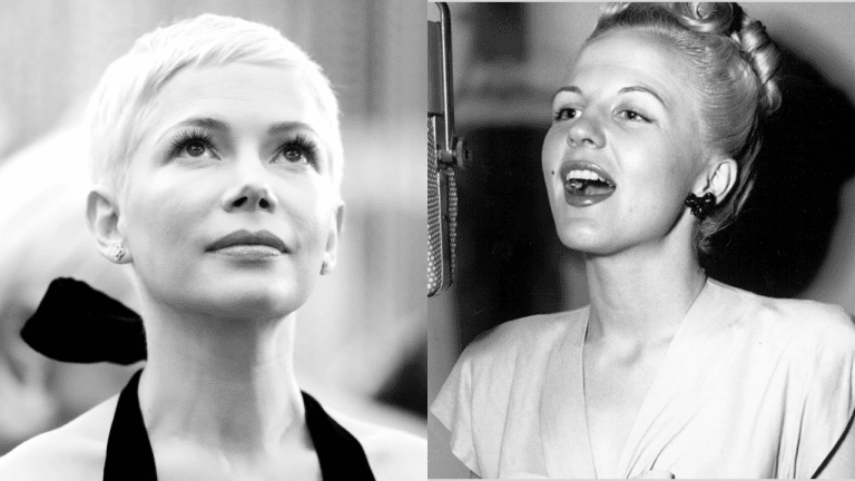 Michelle Williams To Play Peggy Lee In Biopic 'Fever'