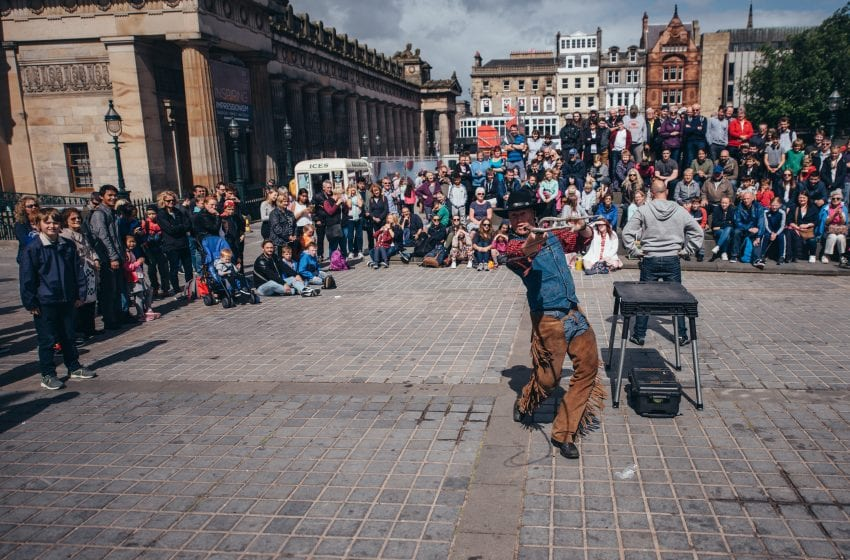 Edinburgh Festivals Future Uncertain, Says Director